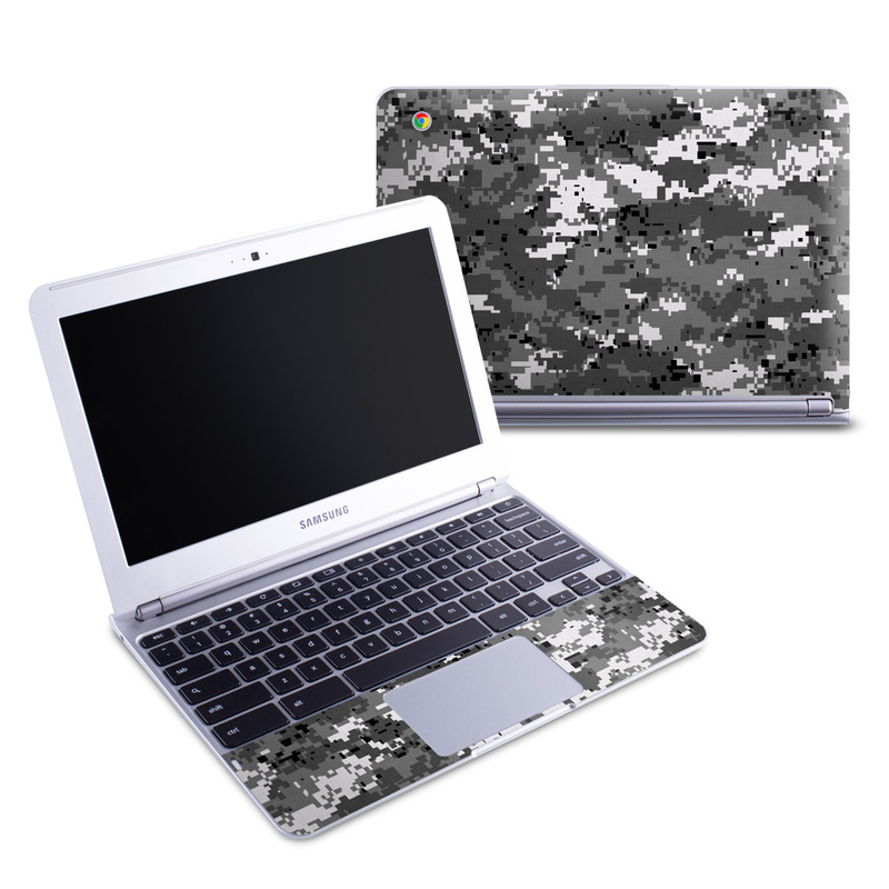 Digital Urban Camo Samsung Chromebook 1 Skin
