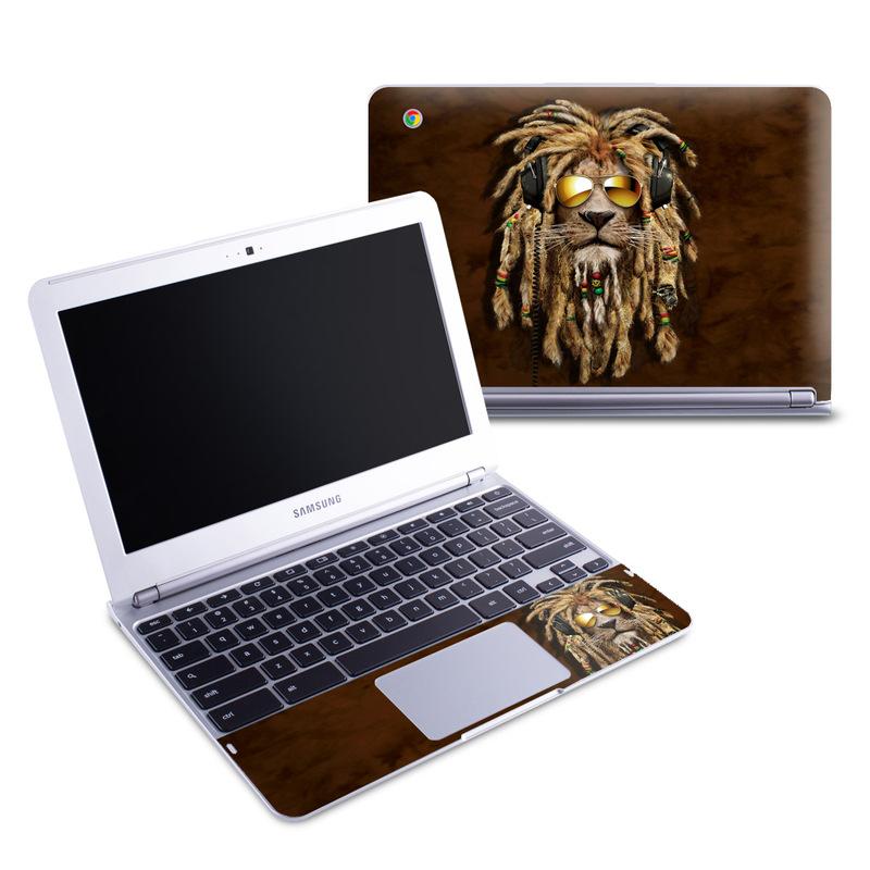 DJ Jahman Samsung Chromebook 1 Skin