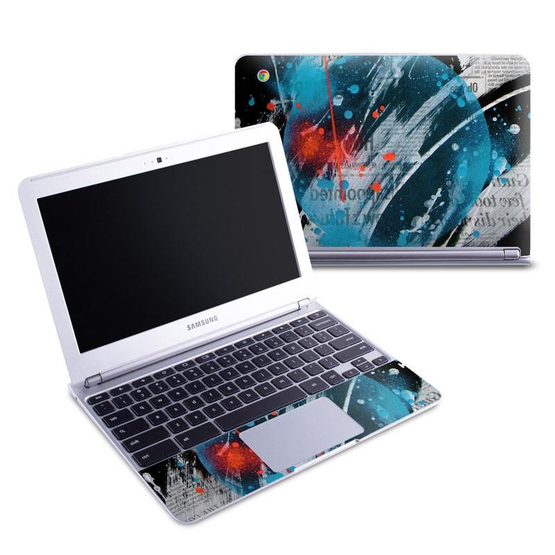 Element-Ocean Samsung Chromebook 1 Skin