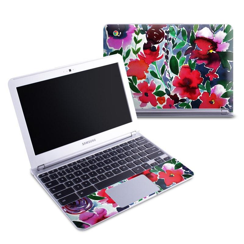 Evie Samsung Chromebook 1 Skin