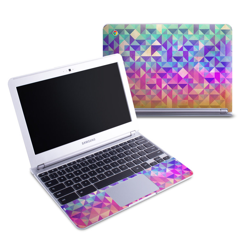 Fragments Samsung Chromebook 1 Skin