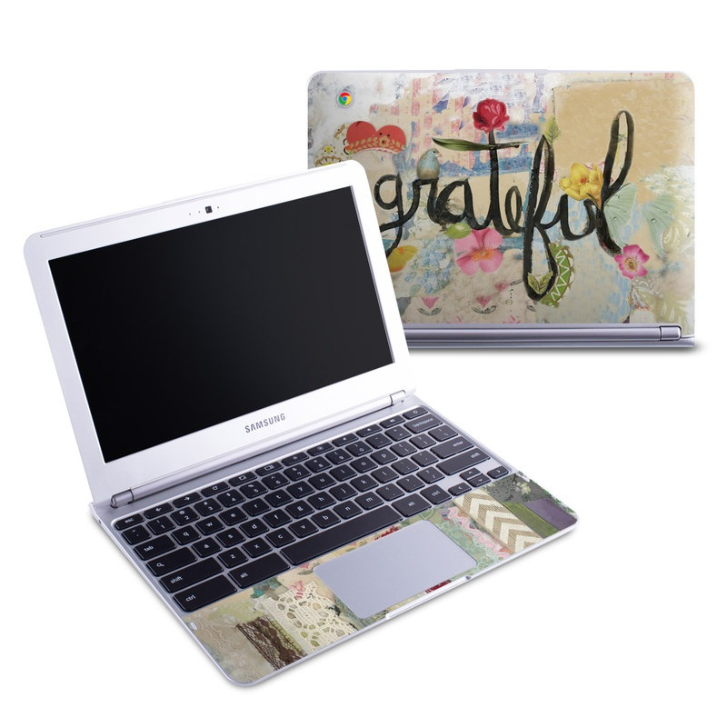 Grateful Samsung Chromebook 1 Skin