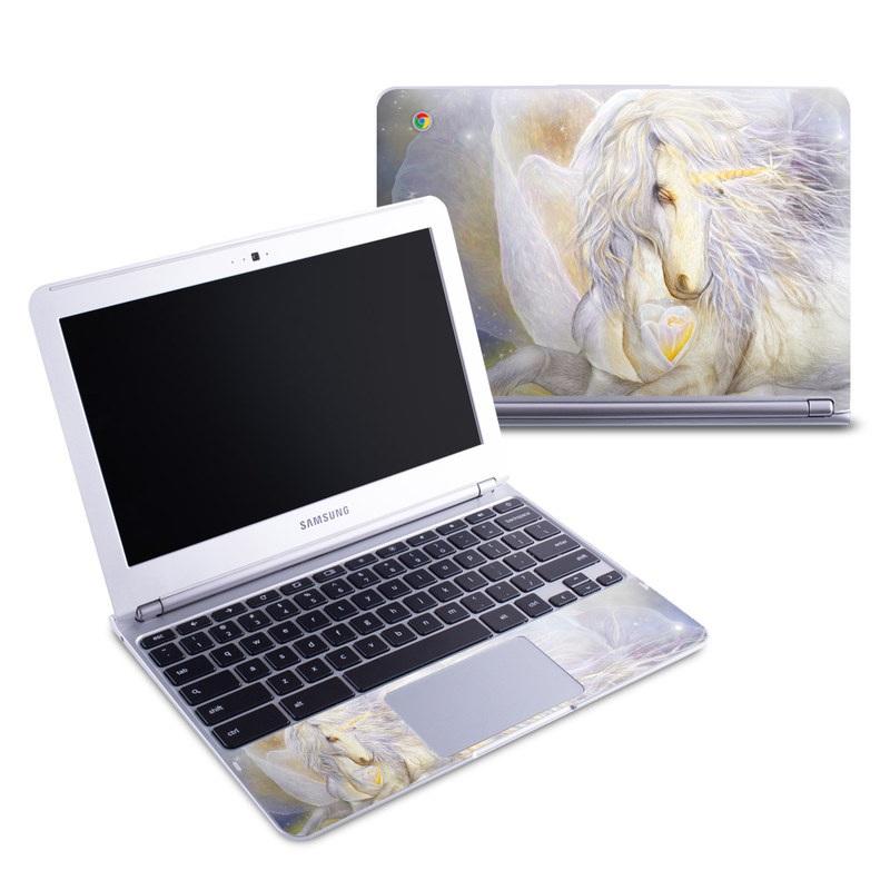 Heart Of Unicorn Samsung Chromebook 1 Skin