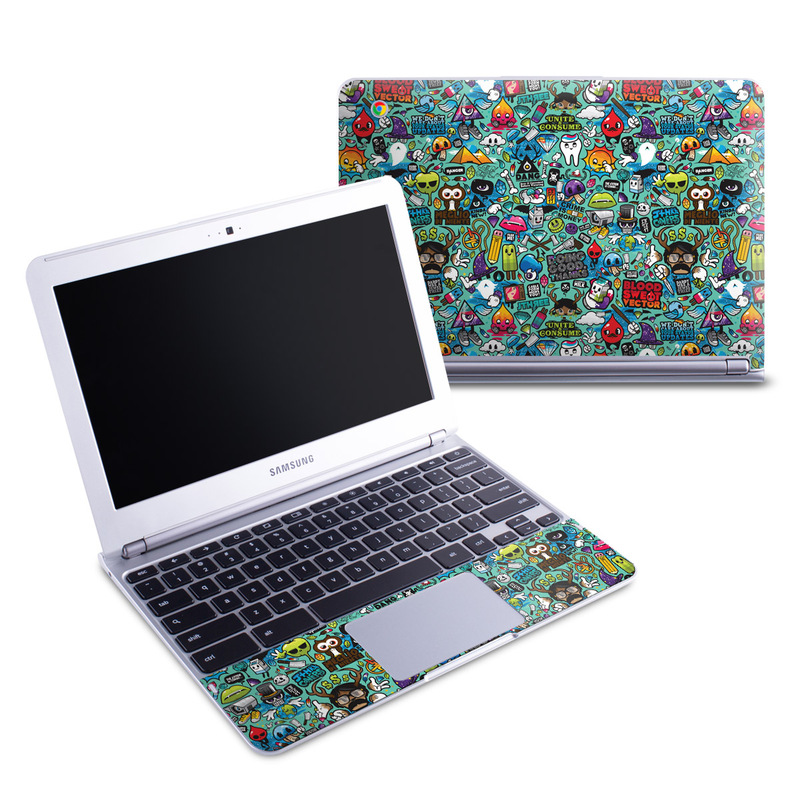 Jewel Thief Samsung Chromebook 1 Skin