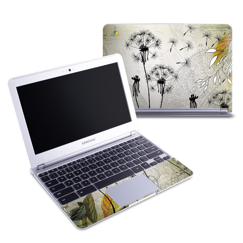 Little Dandelion Samsung Chromebook 1 Skin