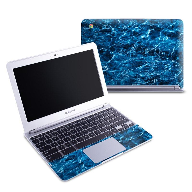 Mossy Oak Elements Agua Samsung Chromebook 1 Skin