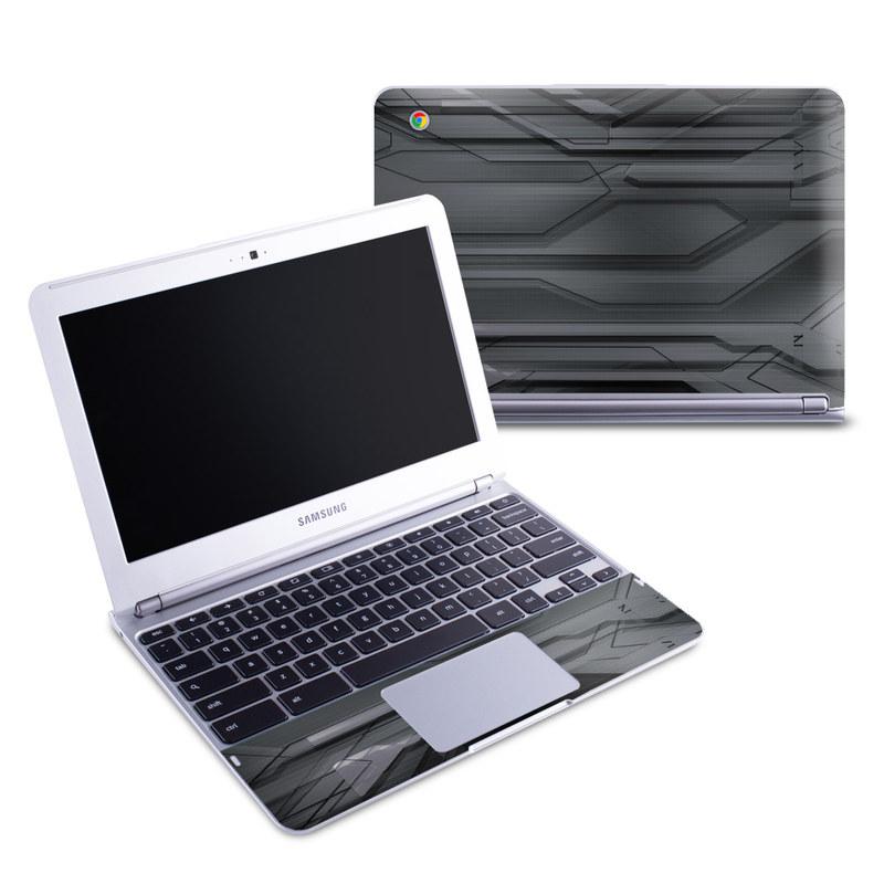 Plated Samsung Chromebook 1 Skin