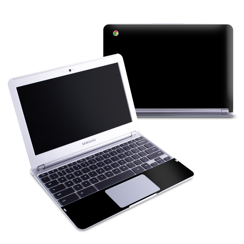 Samsung Chromebook 1 Skin design of Black, Darkness, White, Sky, Light, Red, Text, Brown, Font, Atmosphere with black colors