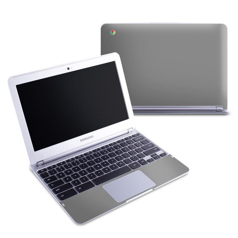 Solid State Grey Samsung Chromebook 11.6-inch XE303C12 Skin