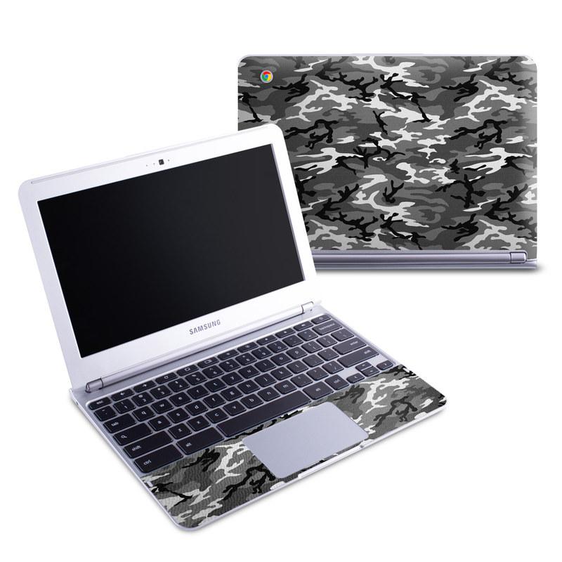 Urban Camo Samsung Chromebook 1 Skin