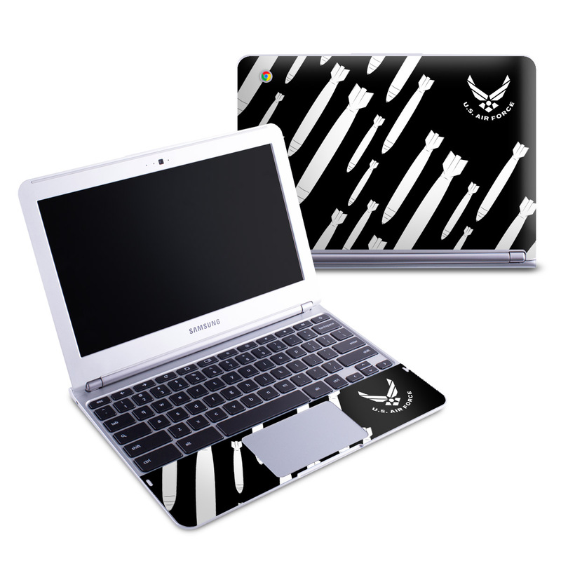 Bombs Away Samsung Chromebook 1 Skin