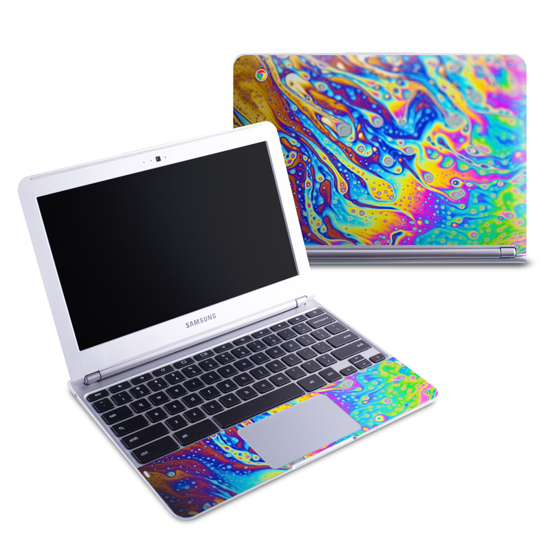 World of Soap Samsung Chromebook 1 Skin