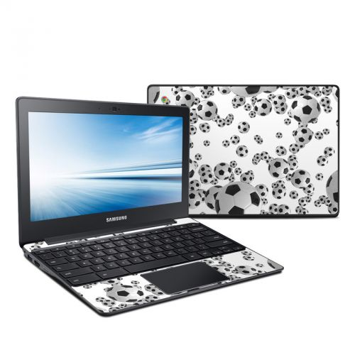 Lots of Soccer Balls Samsung Chromebook 2 11.6-inch XE500C12 Skin