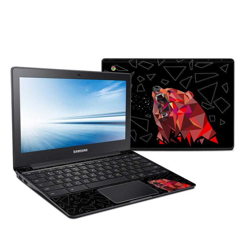 Bears Hate Math Samsung Chromebook 2 11.6-inch XE500C12 Skin