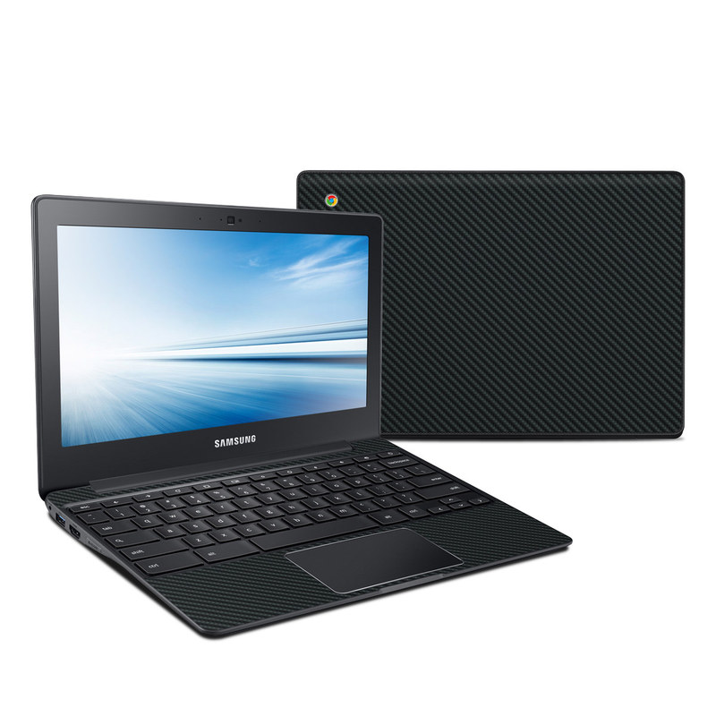 Carbon Fiber Samsung Chromebook 2 Skin