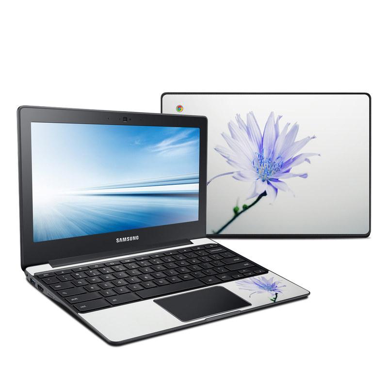 Floral Samsung Chromebook 2 Skin