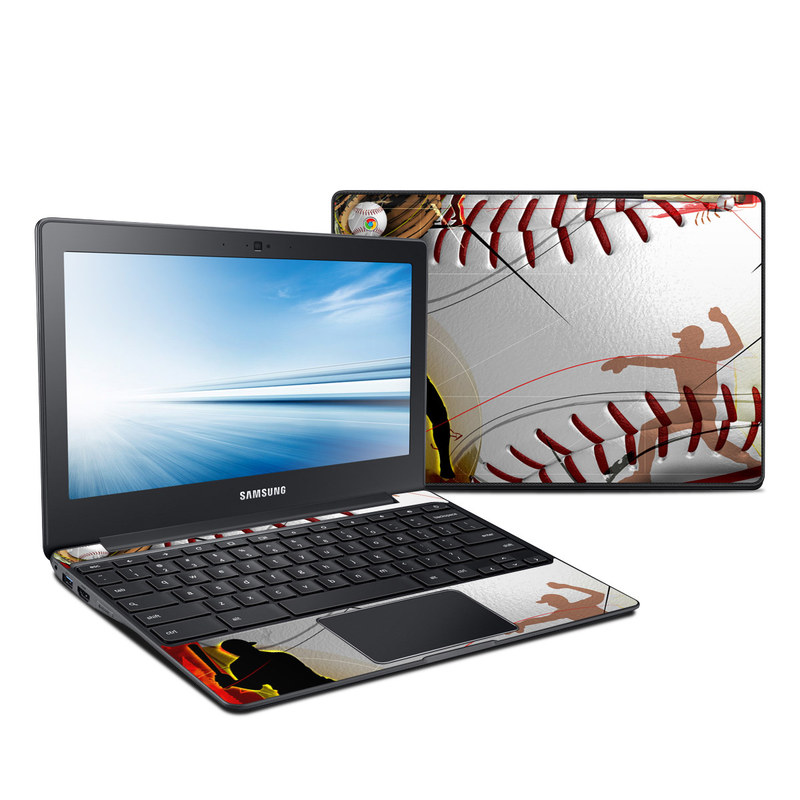 Home Run Samsung Chromebook 2 Skin