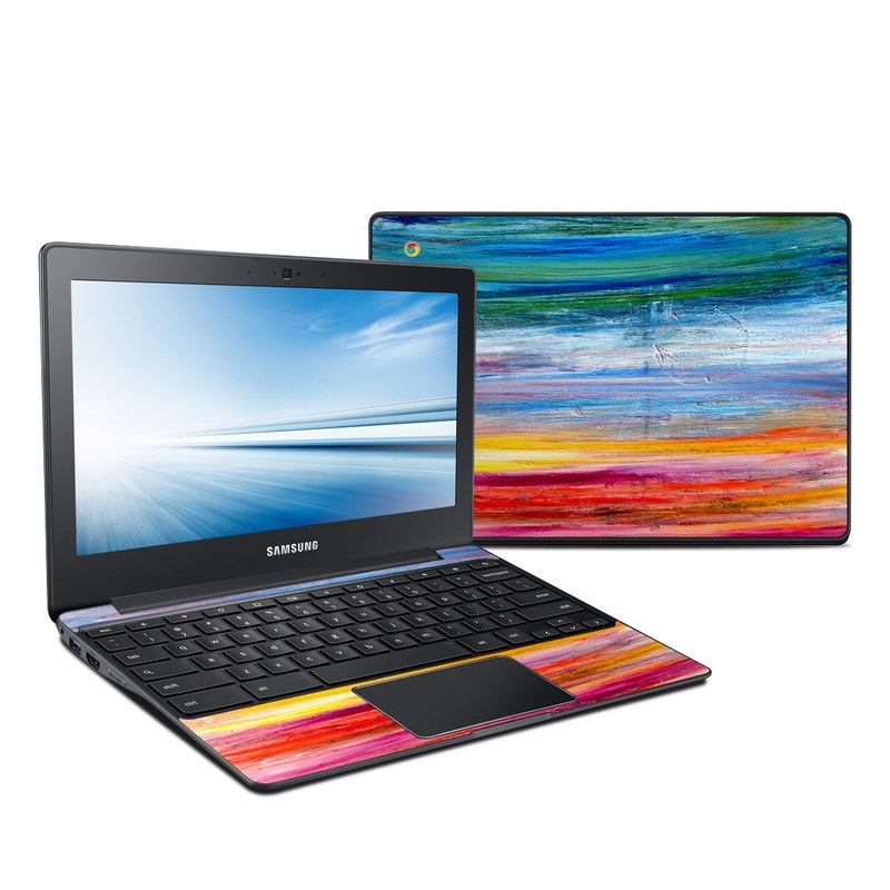 Waterfall Samsung Chromebook 2 Skin