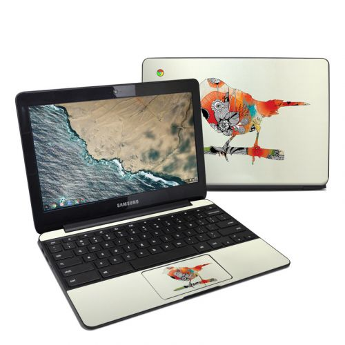 Little Bird Samsung Chromebook 3 Skin