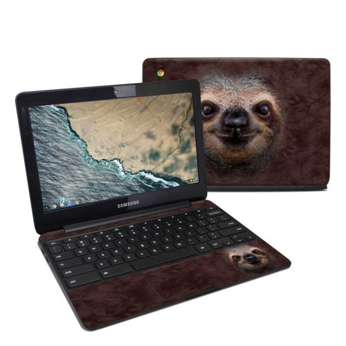 Sloth Samsung Chromebook 3 Skin