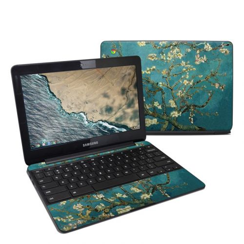 Blossoming Almond Tree Samsung Chromebook 3 Skin