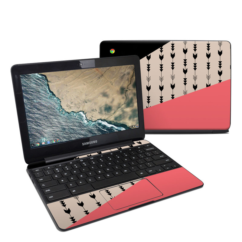 Arrows Samsung Chromebook 3 Skin
