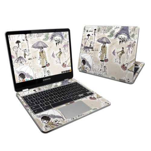 Ah Paris Samsung Chromebook Plus Skin