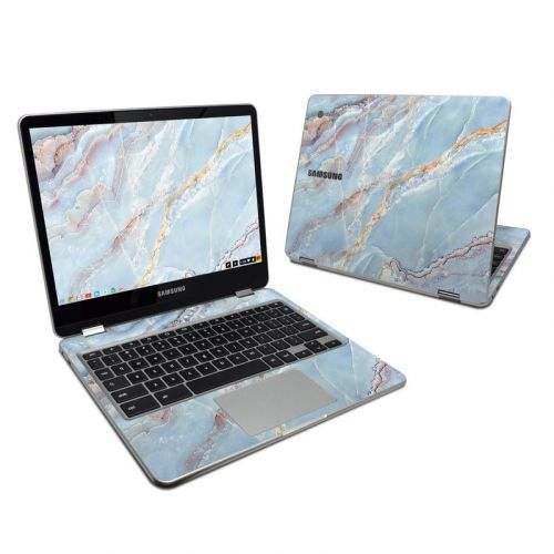 Atlantic Marble Samsung Chromebook Plus 2017 Skin