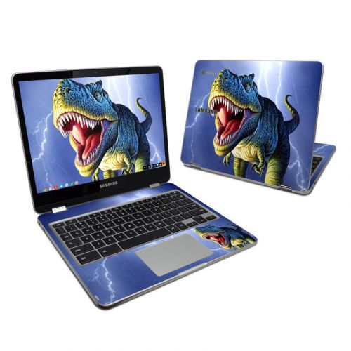 Big Rex Samsung Chromebook Plus Skin