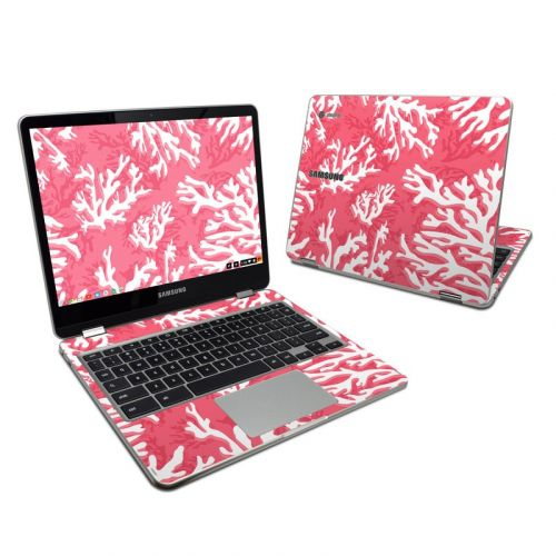 Coral Reef Samsung Chromebook Plus Skin