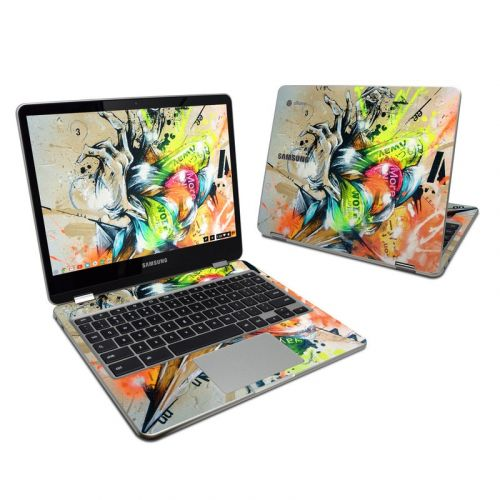 Dance Samsung Chromebook Plus Skin