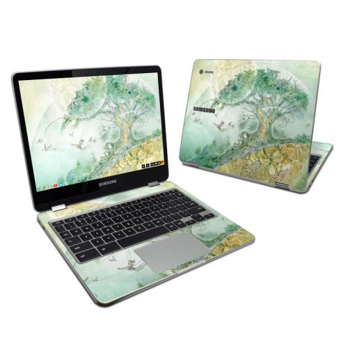 Inner Workings Samsung Chromebook Plus Skin