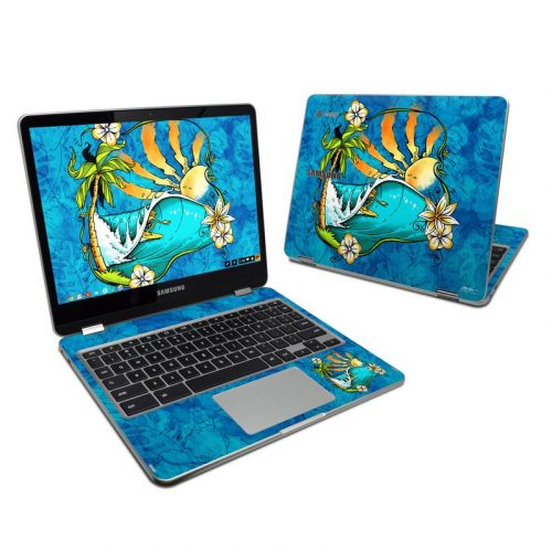 Island Playground Samsung Chromebook Plus 2017 Skin
