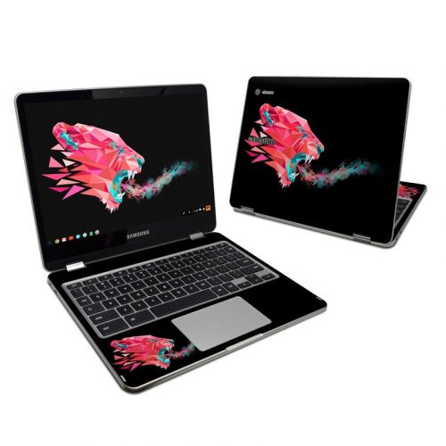 Lions Hate Kale Samsung Chromebook Plus Skin