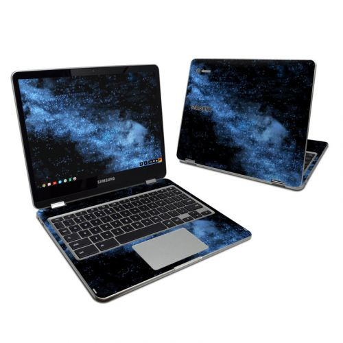 Milky Way Samsung Chromebook Plus Skin