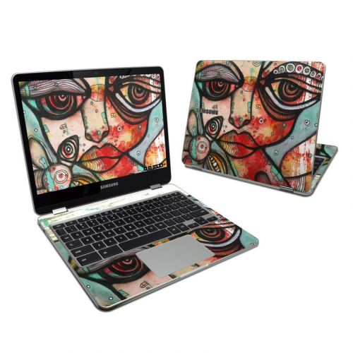 Mine Samsung Chromebook Plus Skin