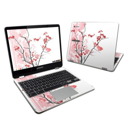 Pink Tranquility Samsung Chromebook Plus Skin