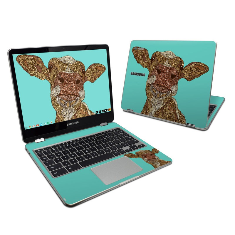 Arabella Samsung Chromebook Plus Skin