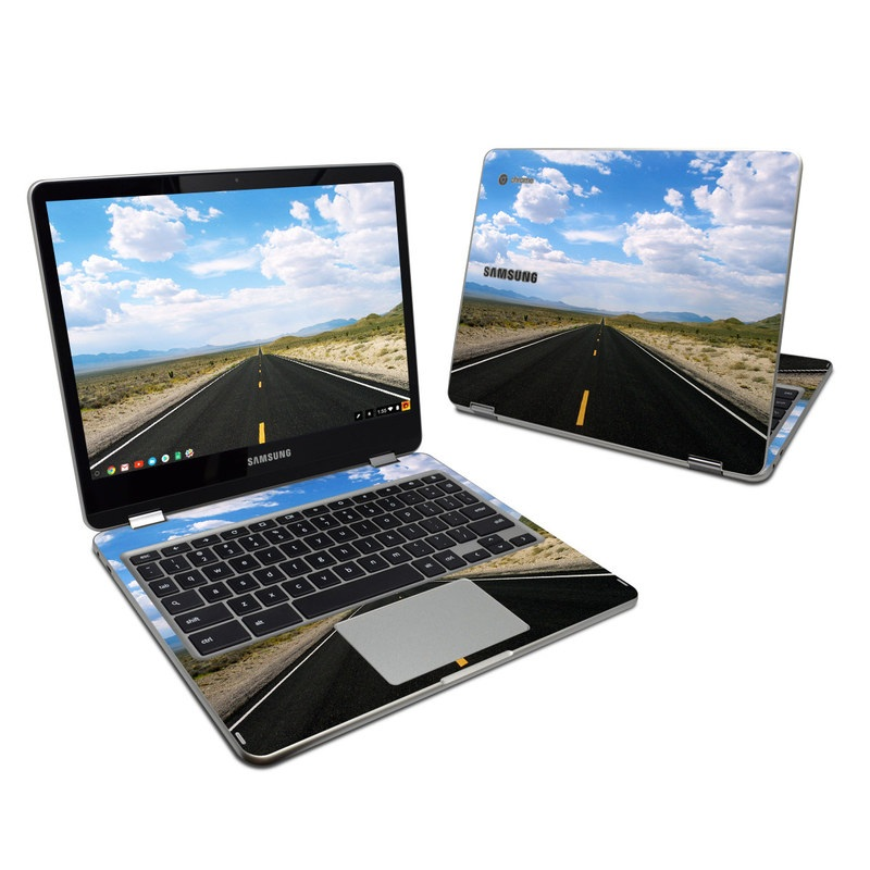 Cruising Samsung Chromebook Plus Skin