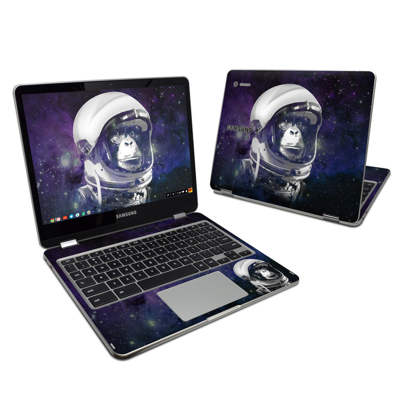 Voyager Samsung Chromebook Plus 2017 Skin