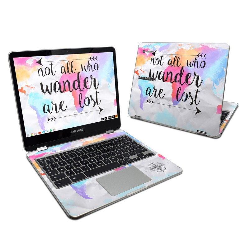 Wander Samsung Chromebook Plus Skin