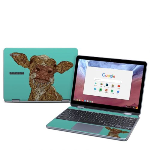 Arabella Samsung Chromebook Plus 2018 Skin