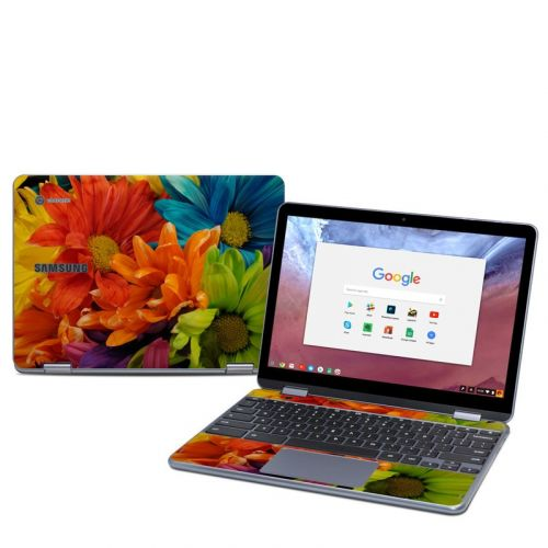 Colours Samsung Chromebook Plus 2018 Skin