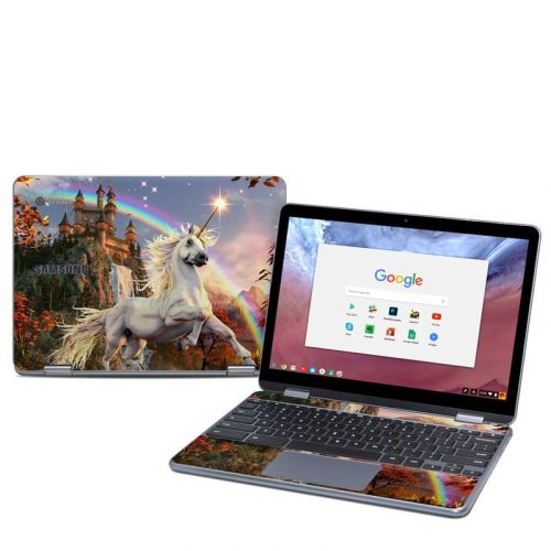 Evening Star Samsung Chromebook Plus 2018 Skin