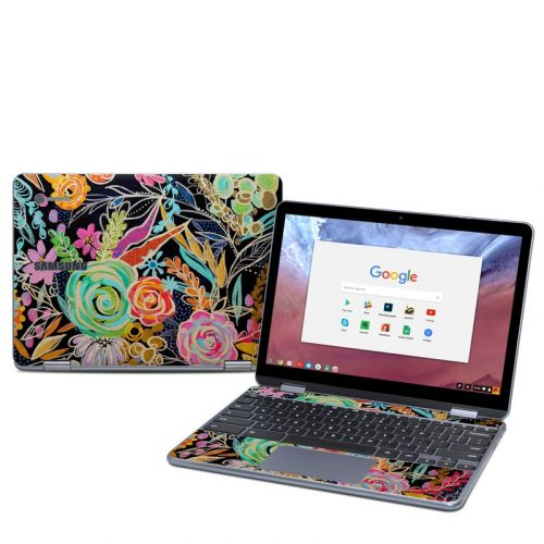 My Happy Place Samsung Chromebook Plus 2018 Skin