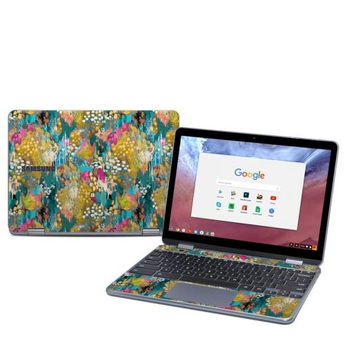 Sweet Talia Samsung Chromebook Plus 2018 Skin