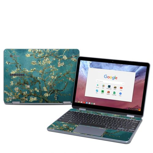 Blossoming Almond Tree Samsung Chromebook Plus 2018 Skin