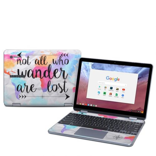 Wander Samsung Chromebook Plus 2018 Skin