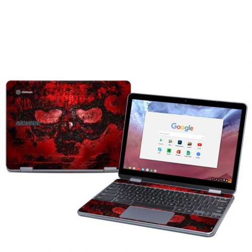 War II Samsung Chromebook Plus 2018 Skin