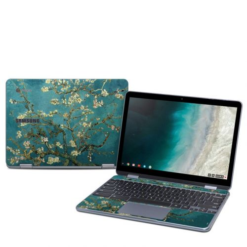 Blossoming Almond Tree Samsung Chromebook Plus 2019 Skin